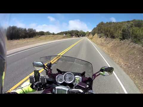 Malibu Ride Video