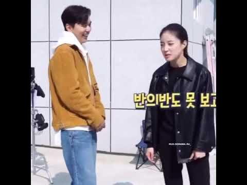 Химия между Ю Сын Хо и Ли Се Ён 🥰👑