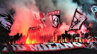 AC MILAN ULTRAS - BEST MOMENTS