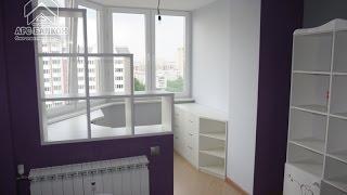 Детская комната на лоджии под ключ - (от АРС-Балкон)(http://osteklenie-balkona.ru/ - Блог опытных мастеров (АРС-Балкон) - примеры ремонта балконов и лоджий под ключ. https://vk.com/ars..., 2016-02-25T12:59:05.000Z)