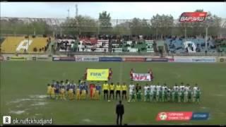 ФК Истиклол 3:2 ФК Худжанд ( Суперкубок )