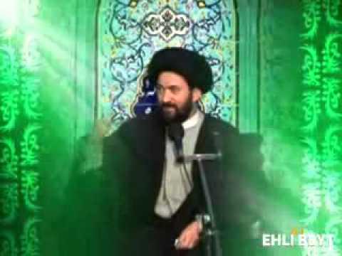 Seyyid Hesen Amuli (Xanim Fatimeyi Zehra...