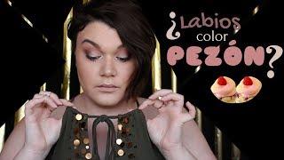 ¿Labios color PEZÓN? | En busca del LABIAL NUDE perfecto