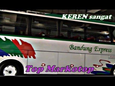 Wow Keren,,, Gak Nyangka Bus Terbaru BANDUNG Express.Peremajaan Armada
