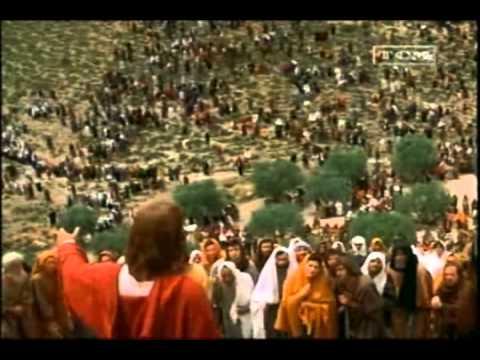 Rey de reyes Vida de Jesus El sermon del monte 1 - YouTube