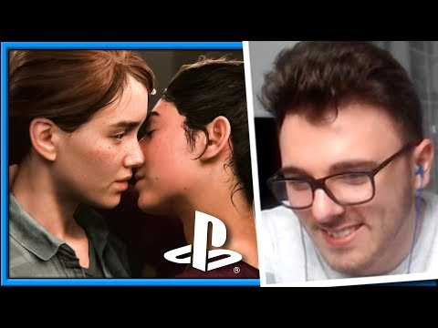 LIVE RÉACTION ! THE LAST OF US 2 ! (Sony E3 2018)