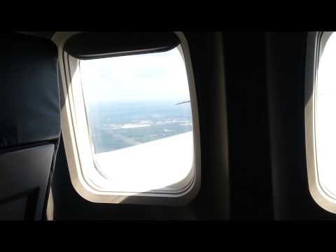 Landing in ATL (Hartsfield-Jackson Atlanta International Airport)
