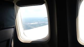 Landing in ATL (Hartsfield-Jackson Atlanta International Airport)