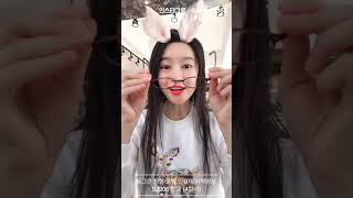 SJ206 씨엘씨유통 원형 울템안경테 착용 후기영상