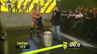 WWE NXT 4/6/10 The Keg Carrying Challenge thumbnail