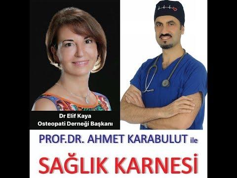 OSTEOPATİ TEDAVİSİ (EN TEMEL BİLGİLER) - DR ELİF KAYA - PROF DR AHMET KARABULUT