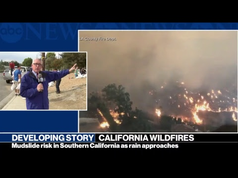 California wildfires: Poor air quality impacts California farms| ABC News