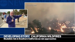 A closer look at the fires ravaging California and how the extremel...