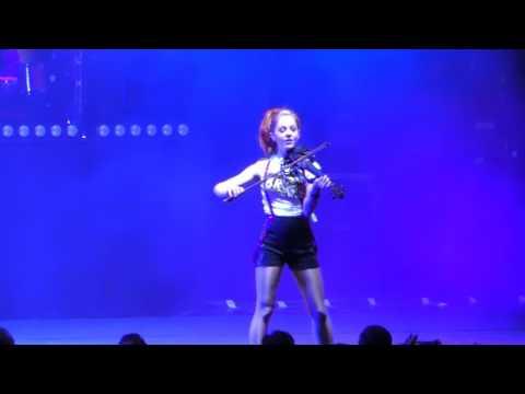 Lindsey Stirling Brave Enough Tour Frankfurt Love's Just a Feeling