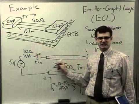 TDT03: DC Pulses on Transmission Lines