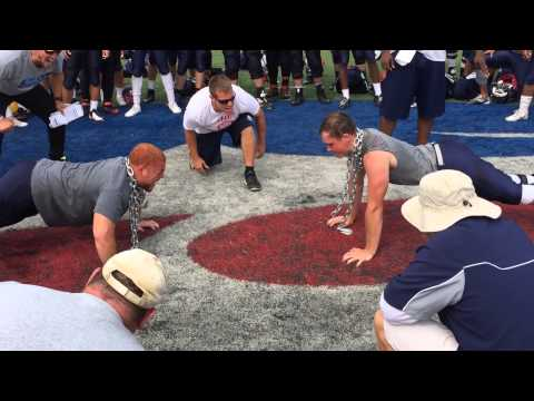 "2015  Shippensburg University Football ""SAVAGE GAMES"" Competition"