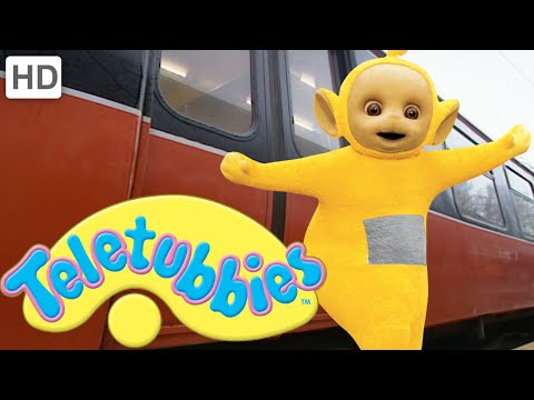 Teletubbies: Going on the Train - Full Episode