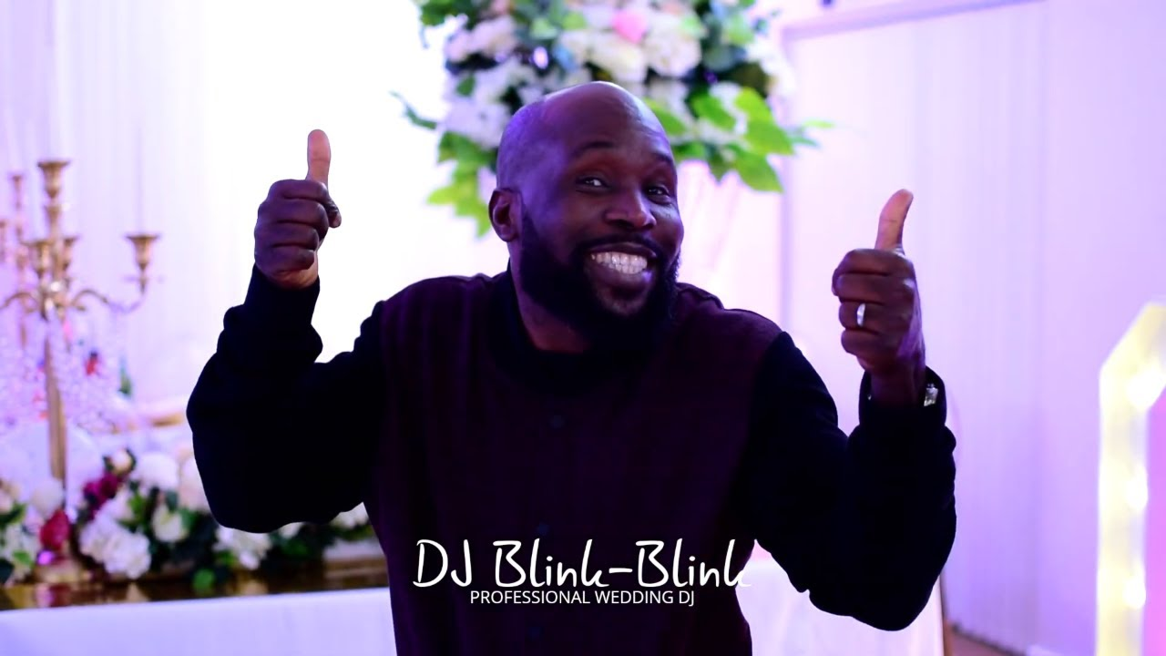 Nigerian Wedding DJ - This Party Was Colourful, Glamorous and Fabulous