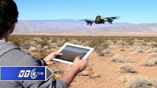 Sinh viên tự chế máy bay không người lái | VTC