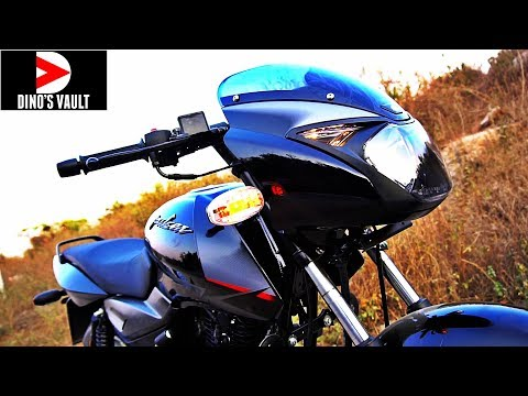 2018 Pulsar 150 Black Pack Edition First Ride Review #Bikes@Dinos