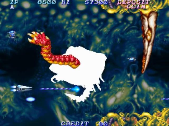 Jouez à Salamander 2 sur Arcade avec nos Consoles et Bartops Retrogaming