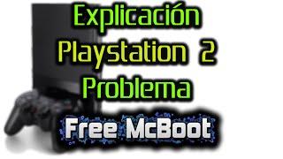 Explicacion Problema Playstation 2 SCPH-900XX v19 (scph-90001 scph90010 scph-90004)