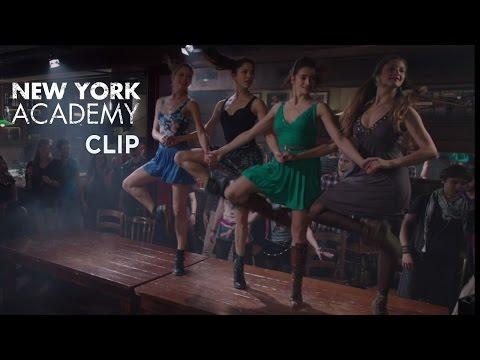 """New York Academy - Scena in italiano """"Al pub"""""""