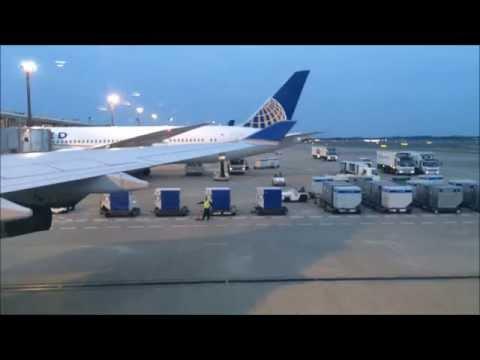 Landing - Narita International Airport (NRT) - Narita Chiba Japan