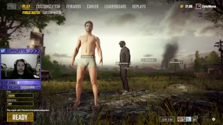 ZeroAbyss Plays Games - 3/23/18 - PLAYERUNKNOWN