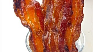 Beer Candied Bacon