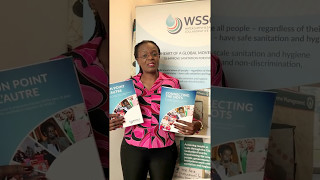 WSSCC's Elizabeth Wamera introducing - Connecting the Dots (2017)