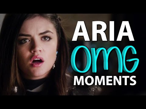 7 of Aria's Most Shocking OMG Moments on PLL