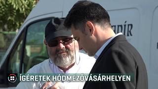 Egyetlen fideszes képviselő indul Hódmezővásárhelyen Márki-Zay Péterrel szemben 19-09-20