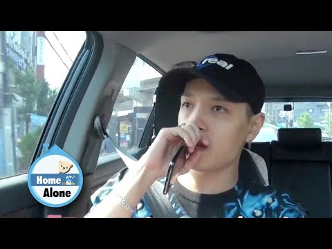Simon Dominic's Parents Sang His Rap Together!! Crazy Flow!!! [Home Alone Ep 254]