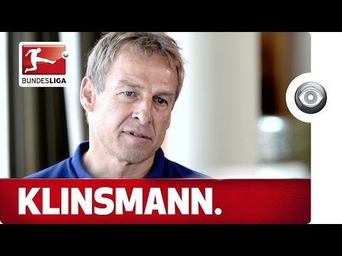 Jürgen Klinsmann Back in Germany