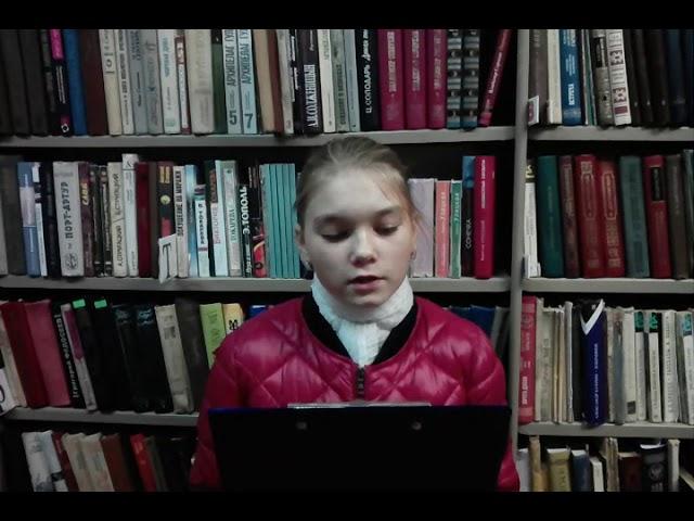 Изображение предпросмотра прочтения – НадеждаПерфильева читает произведение «Гроза» Ф.И.Тютчева