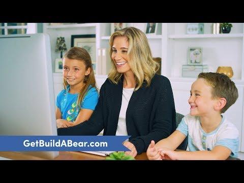 Build-A-Bear Commercial Spot