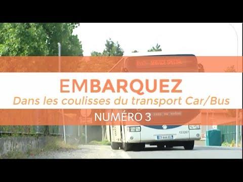 Embarquez TLM 3 - Les Autocars Planche