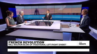 French revolution: Will Macron blow up traditional left-right divide? (part 1)