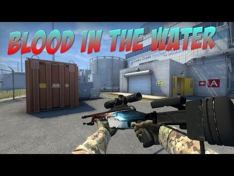 CS:GO - SSG 08 | Blood in the Water Gameplay