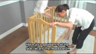 Delta Portable Crib Assembly Instructions