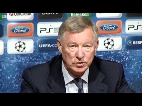 Alex Ferguson on Champions league Final 2011 - Manchester United vs FC Barcelona