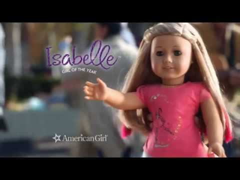 Now Available! Isabelle Dances Into The Spotlight | American Girl
