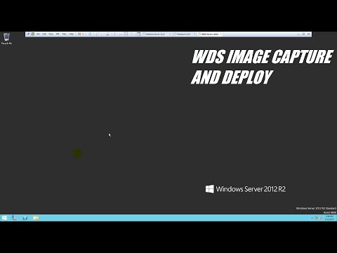 WDS Image Capture And Deploy