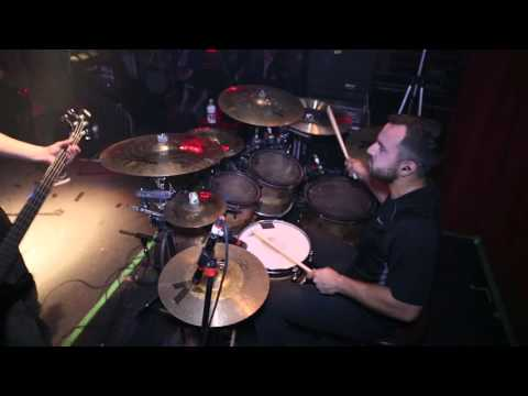 Texas In July - Hook, Line and Sinner [Adam Gray] Drum Video Live [HD]
