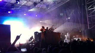 2014 The Crystal Method. Live Quebec city. ( Busy Child )