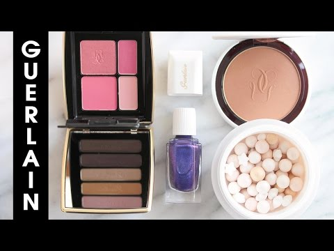TUTORIAL | Guerlain Holiday 2015 Review