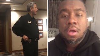 Hotel Calls Police On Black Guest For Talking to Mom of Phone