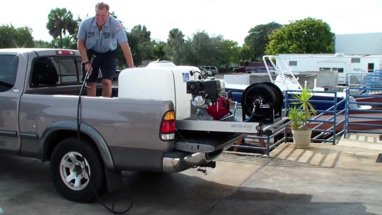 13 Hp Honda 4000 Psi 4 Gpm Belt Driven Cat Pump Skid