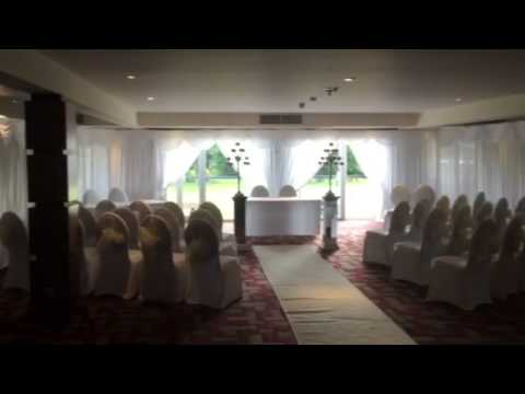 Curtain Drapes for your Wedding Ceremony
